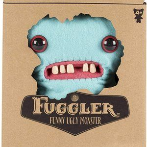 FUGGLER Funny Ugly Monster Gap Tooth McGoo New